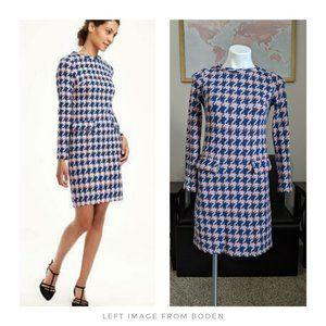 Boden ▪ Sixties Jacquard Tunic Dress